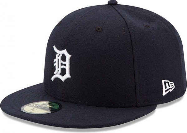 New Era - MLB Detroit Tigers Authentic On-Field Home 2017 59Fifty Cap - navy