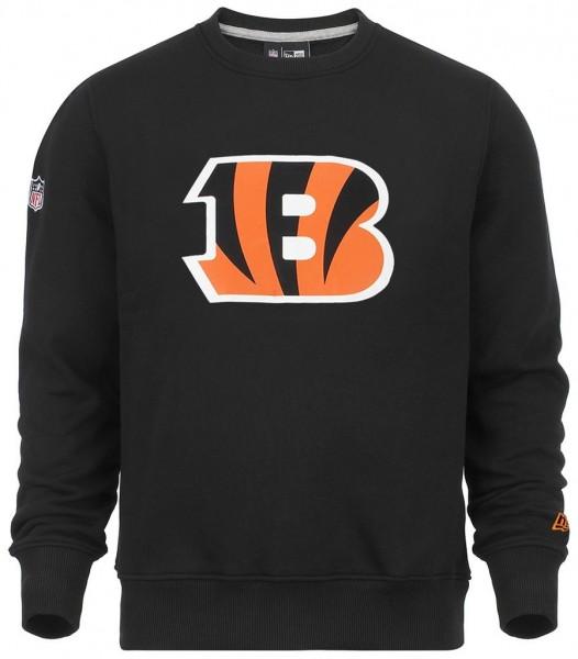 New Era - NFL Cincinnati Bengals Team Logo Sweatshirt - black