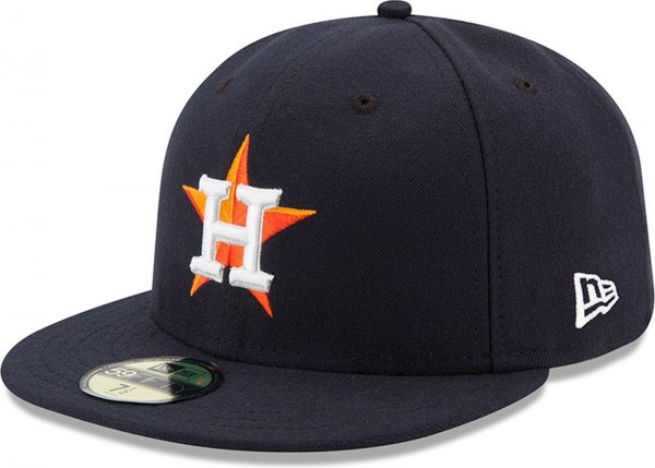 New Era - MLB Houston Astros Authentic On-Field Home 2017 59Fifty Cap - navy
