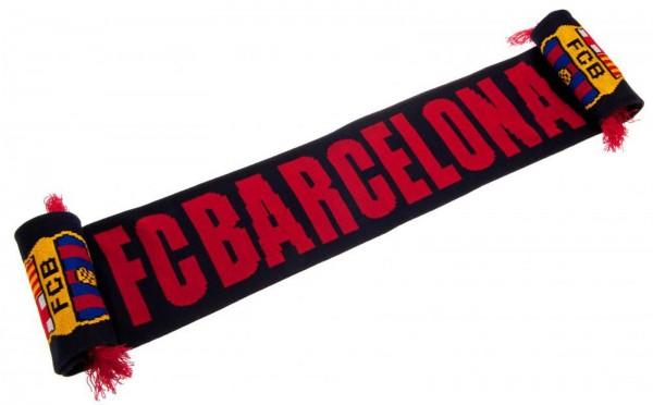Forever Collectibles - LaLiga FC Barcelona Schal - Blau Gesamtansicht