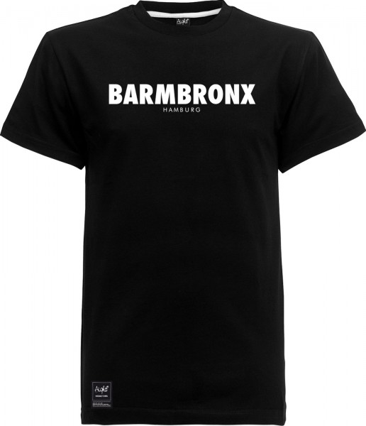 Aight* - Barmbronx T-Shirt - black