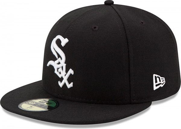 New Era - MLB Chicago White Sox Authentic On-Field Game 2017 59Fifty Cap - black