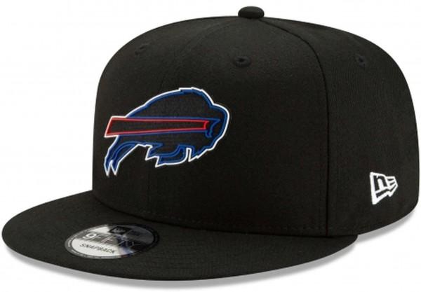 New Era - NFL Buffalo Bills 2020 Draft Official 9Fifty Snapback Cap - Schwarz Ansicht vorne rechts