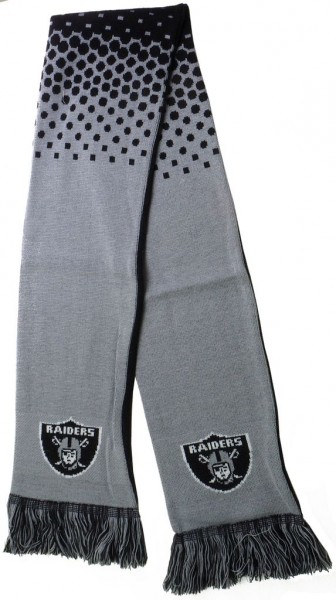 Forever Collectibles - NFL Oakland Raiders scarf - schal