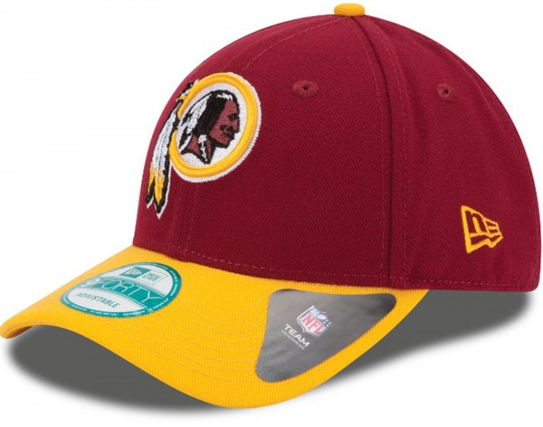 New Era - NFL Washington Redskins The League 9Forty Cap - red