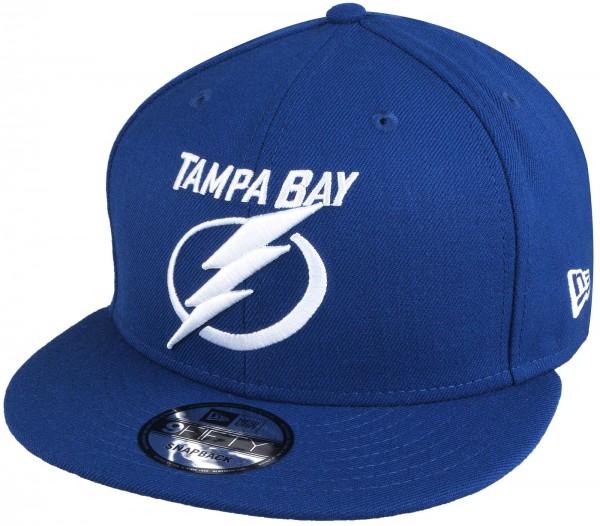 New Era - NHL Tampa Bay Lightning 9Fifty Snapback Cap - blue