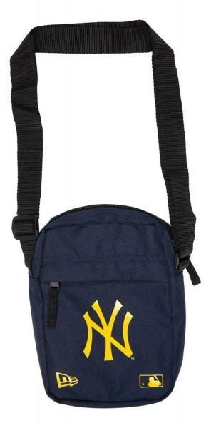 New Era - MLB New York Yankees Side Bag Tasche - Blau Vorderansicht