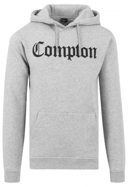 Mister Tee - X Artists Compton Hoodie - Grau