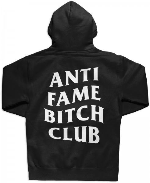 Aight* - AFBC Anti Fame Bitch Club Hoodie - Schwarz