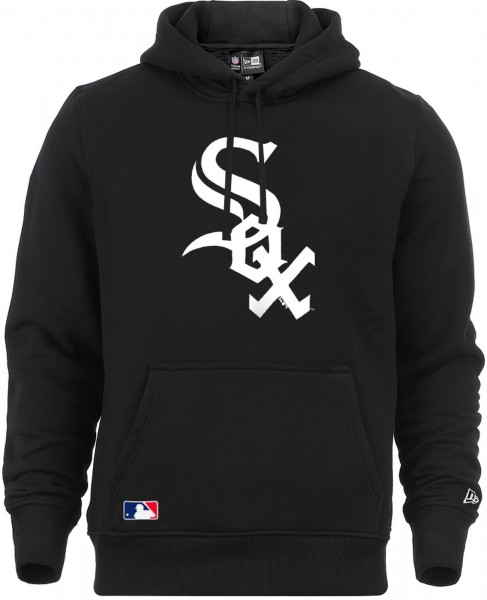 New Era - MLB Chicago White Sox Team Logo Hoodie - black