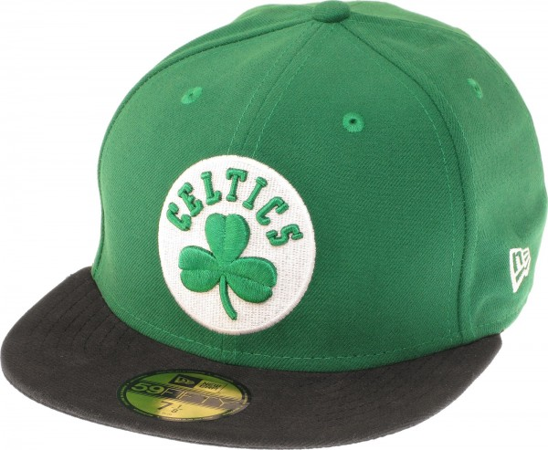 New Era - NBA Boston Celtics Basic 59Fifty Cap - green