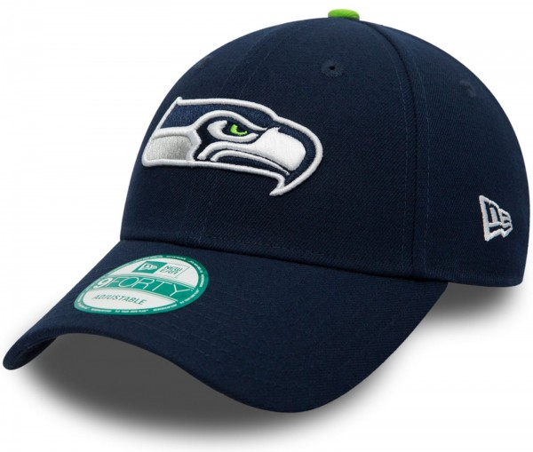 New Era - NFL Seattle Seahawks The League 9Forty Cap - navy