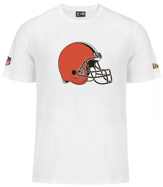 New Era - NFL Cleveland Browns Team Logo T-Shirt - white