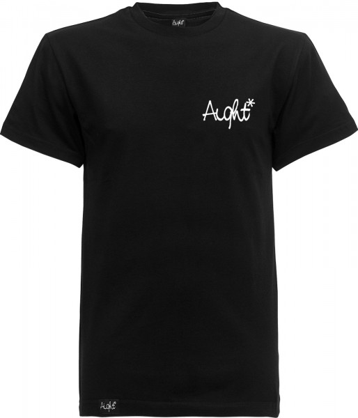 Aight* - OG Logo 2 Site T-Shirt - black