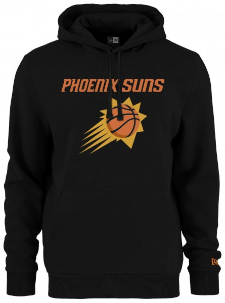 Kapuzenpullover mit gedrucktem Logo des NBA Teams Phoenix Suns