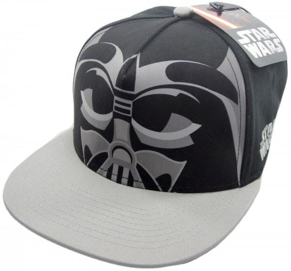 Disney - Star Wars Darth Vader Kids Snapback Cap - Schwarz