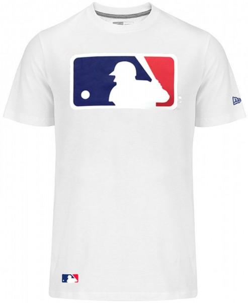 New Era - MLB Logo T-Shirt - white