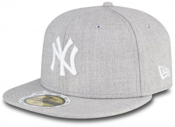 New Era - MLB New York Yankees Essential Kids 59Fifty Cap - grey