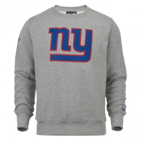 New Era - NFL New York Giants Team Logo Sweatshirt - grey