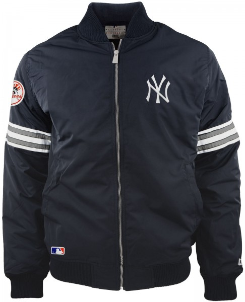 New Era - MLB New York Yankees Bomber Jacke - navy