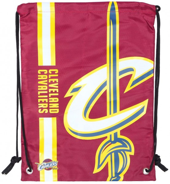 Forever Collectibles - NBA Cleveland Cavaliers - Cropped Logo Turnbeutel