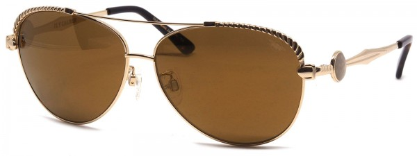 Black Flys - Fly Caliber - Sonnenbrille - Gold