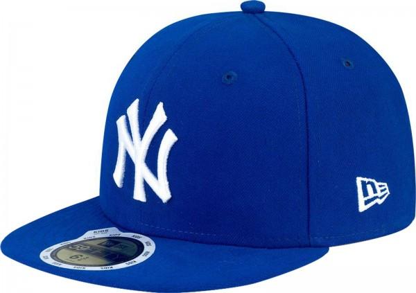 New Era - MLB New York Yankees Essential Kids 59Fifty Cap - royal
