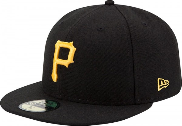 New Era - MLB Pittsburgh Pirates Authentic On-Field Home 59Fifty Cap - black