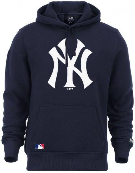 New Era - MLB New York Yankees Team Logo Hoodie - navy