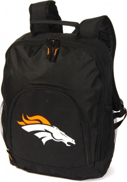 Forever Collectibles - NFL Denver Broncos Backpack Rucksack - black
