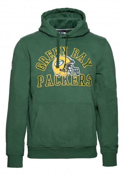 New Era - NFL Green Bay Packers College Hoodie - Cilantro green