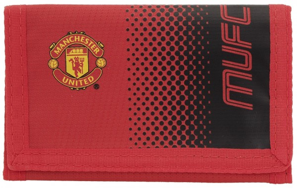 Forever Collectibles - EPL Manchester United Portemonnaie - Rot Vorderansicht