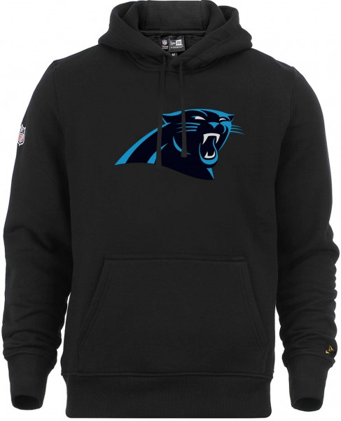 New Era - NFL Carolina Panthers Team Logo Hoodie - black