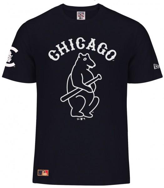 New Era - MLB Chicago Cubs Batters T-Shirt - navy