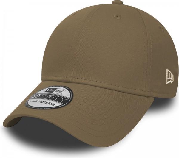 New Era - Flagge Blank 39Thirty Cap - Khaki
