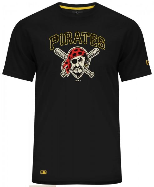 New Era - MLB Pittsburgh Pirates Nights Graphic T-Shirt - black