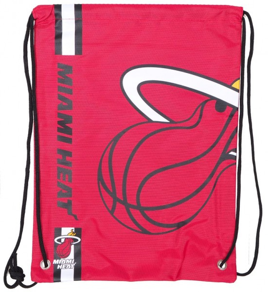 Forever Collectibles - NBA Miami Heat - Cropped Logo Turnbeutel