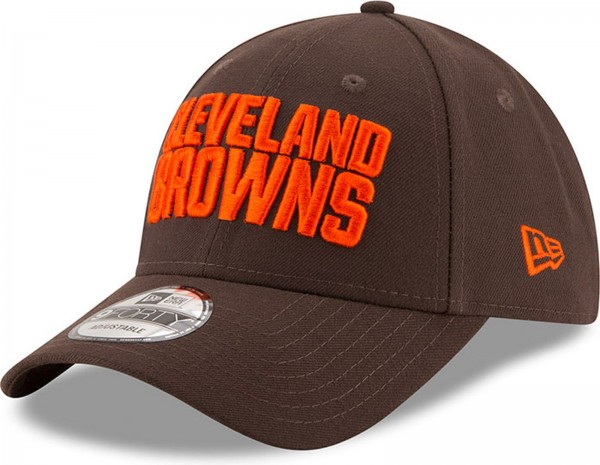 New Era - NFL Cleveland Browns The League 9Forty Cap - brown