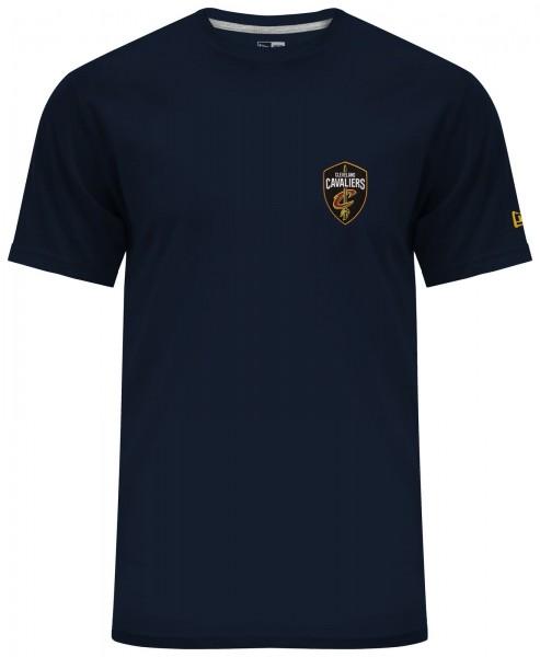 New Era - NBA Cleveland Cavaliers Chest N Back T-Shirt - navy