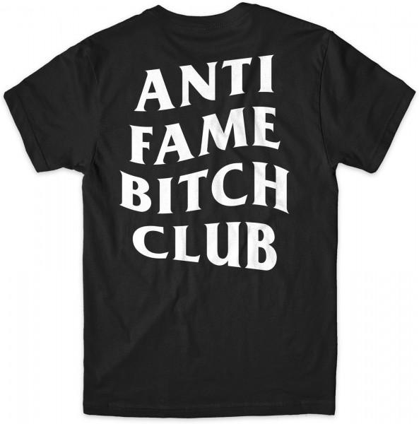 Aight* - AFBC Anti Fame Bitch Club T-Shirt - black