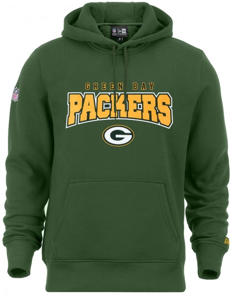 New Era - NFL Green Bay Packers Ultra Fan Hoodie - green