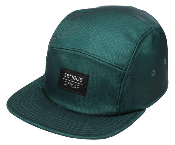 Serious B-Boy Gear - Premium Spincap / Headspin-Cap - Grün