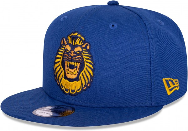 New Era - Disney Aladdin Cave Iof Wonders 9Fifty Snapback Cap - Blau Ansicht vorne seite links