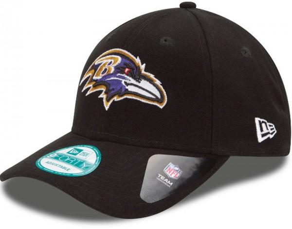 New Era - NFL Baltimore Ravens The League 9Forty Cap - black