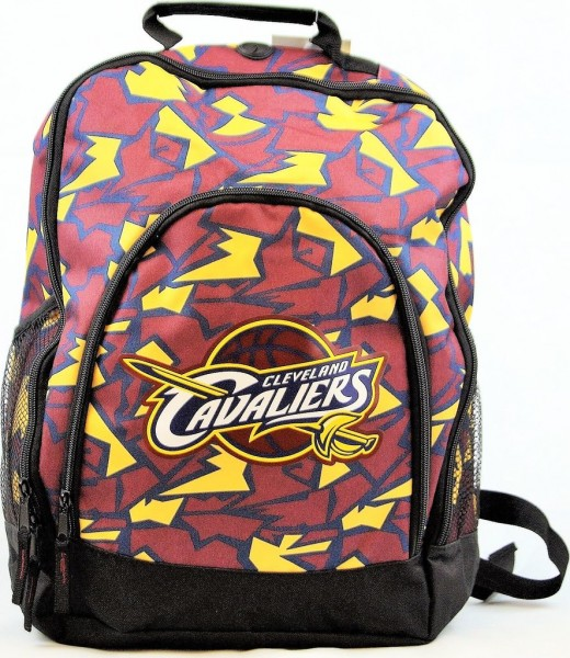 Forever Collectibles - NBA Cleveland Cavaliers Established - Rucksack