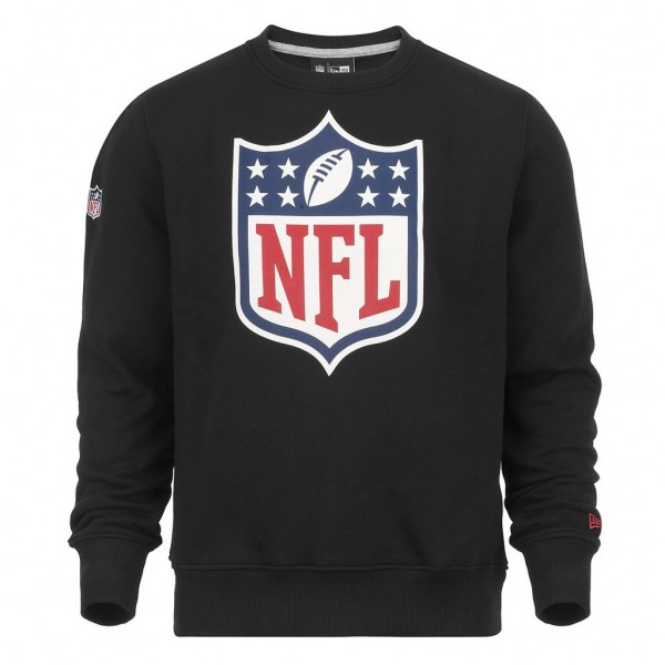 New Era - NFL Shield Logo Sweatshirt - black