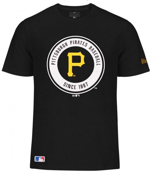 New Era - MLB Pittsburgh Pirates Batters T-Shirt - black