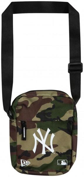 New Era - MLB New York Yankees Side Bag Tasche - Camouflage Vorderansicht