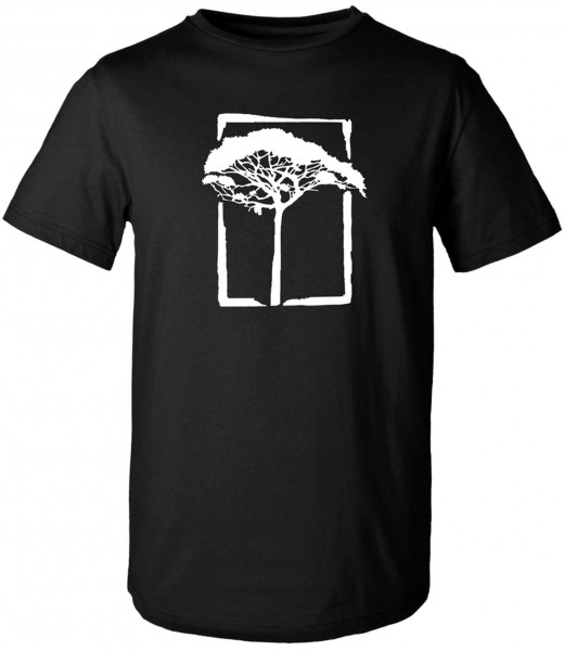Mahagony - T.O.L. T-Shirt - Schwarz Vorderansicht