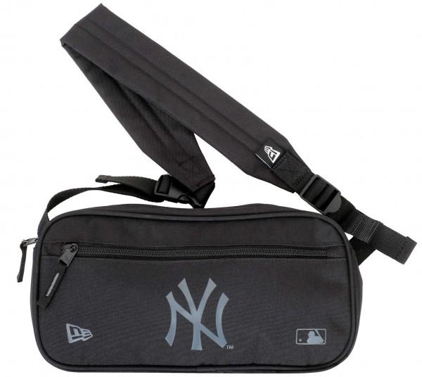 New Era - MLB New York Yankees Cross Body Bag Tasche - Schwarz Vorderansicht